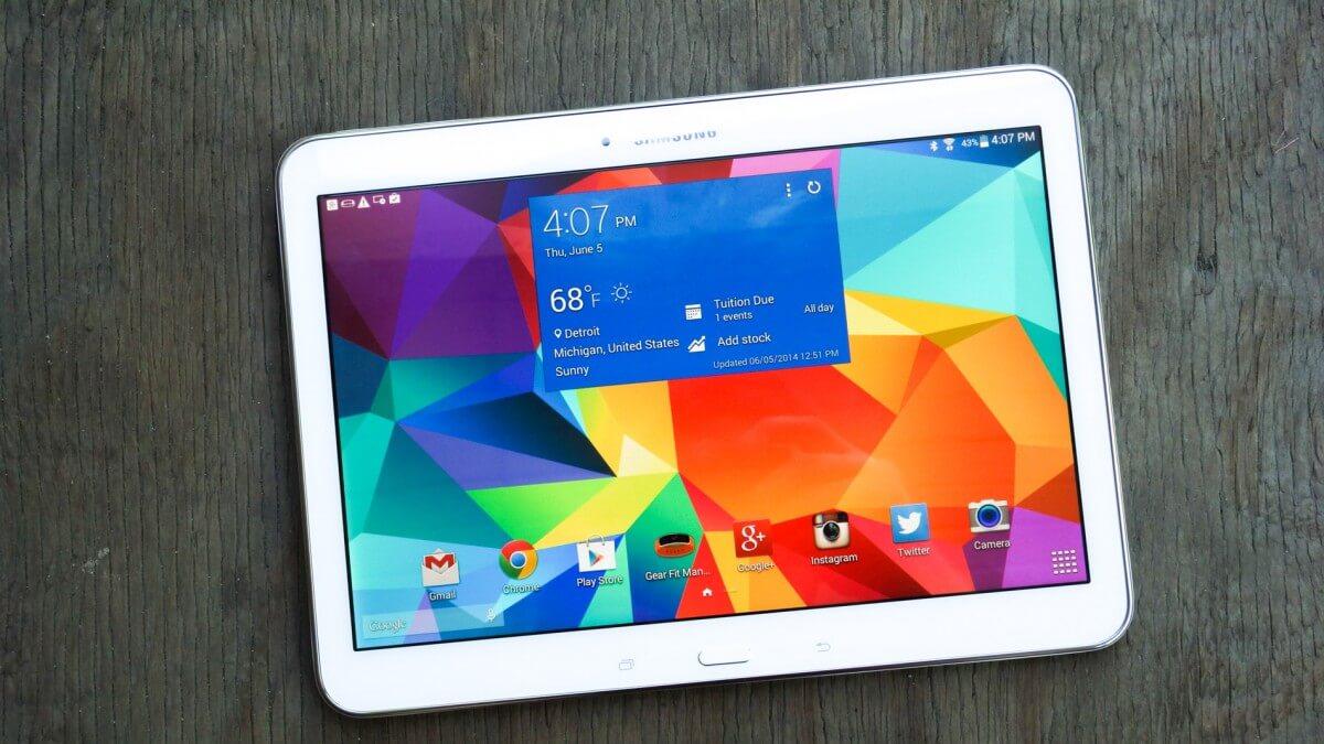 Tableta Samsung 18.4 inch