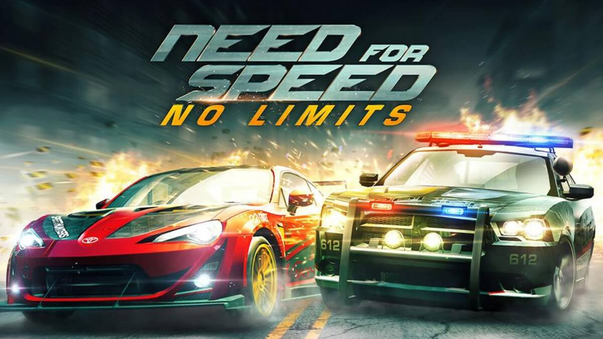 Need For Speed No Limits pe iphone