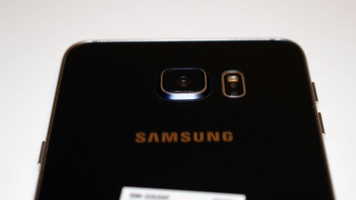 Camera foto Samsung Galaxy S6 Edge Plus