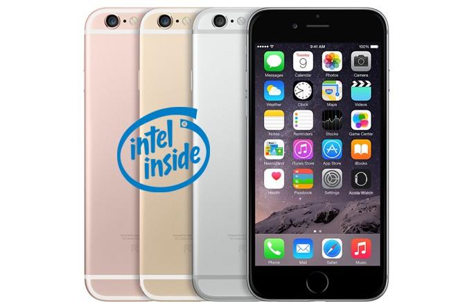 Apple va colabora cu Intel pentru viitorul iPhone 7
