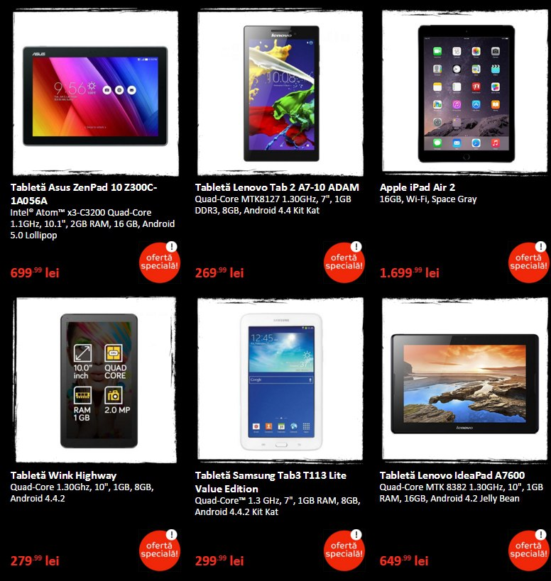 2 gadget 2 - Black Friday 2015 Emag