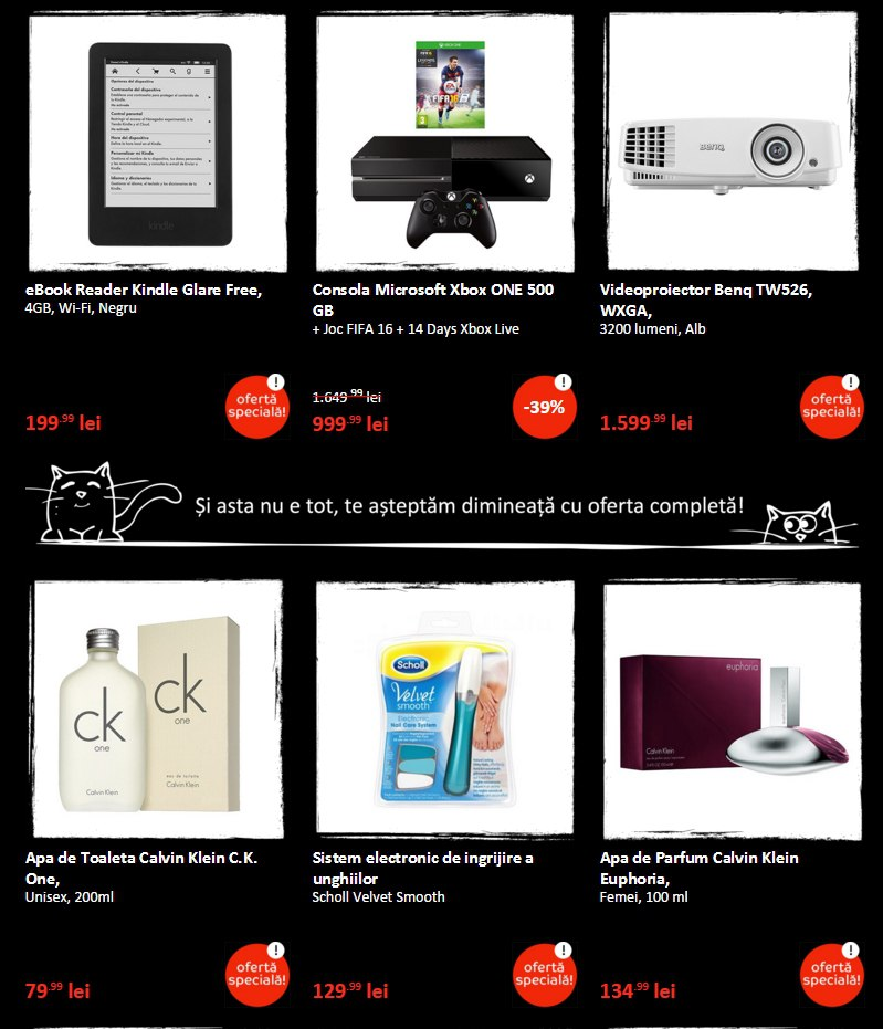 gadget parfum feminin - Black Friday 2015 Emag