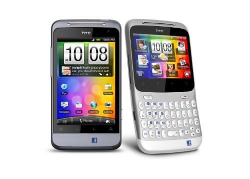 HTC cha cha pentru facebook