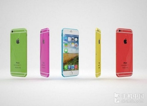 iPhone 6C culori