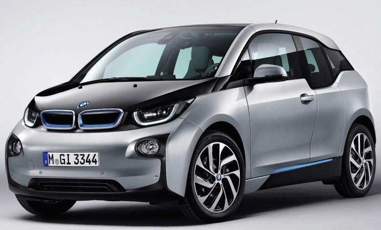 BMW i3 a făcut furori la CES 2014