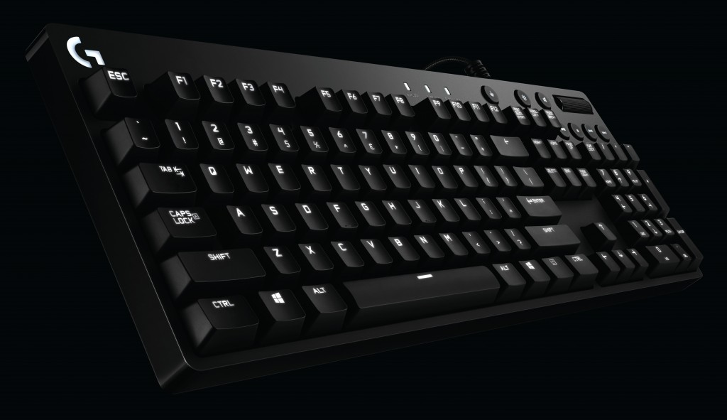 LOGITECH-G-tastatura-gaming