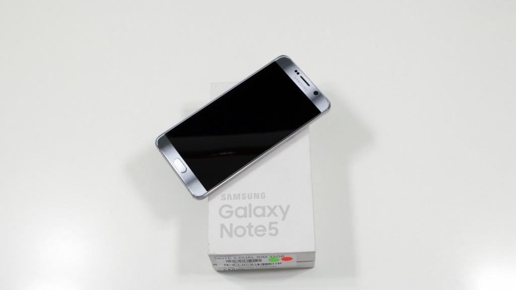 Samsung Galaxy Note 5 2015 (1)