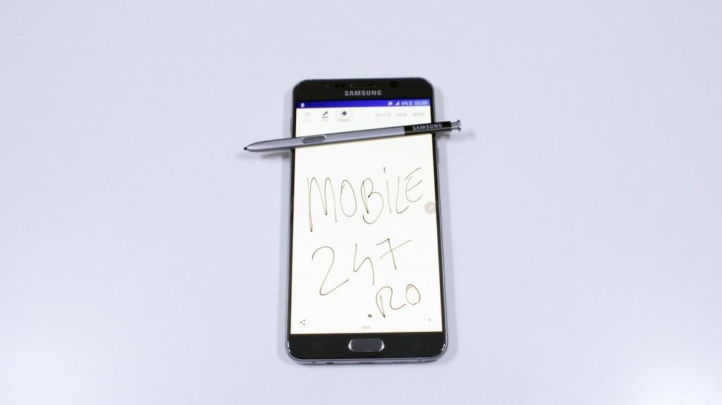 Samsung Galaxy Note 5 2015 (4)