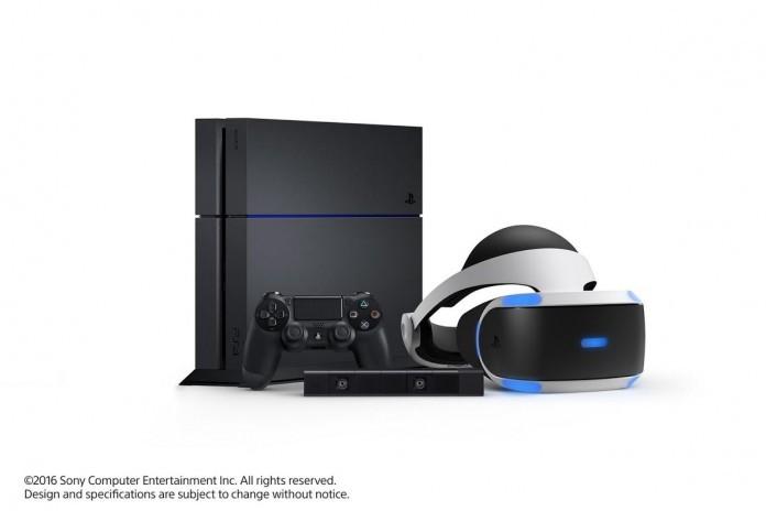 Realitatea Virtuala ajunge si la consola PlayStation 4