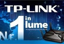 TP LINK Numarul 1 pe segmetntul produselor Wireless Lan