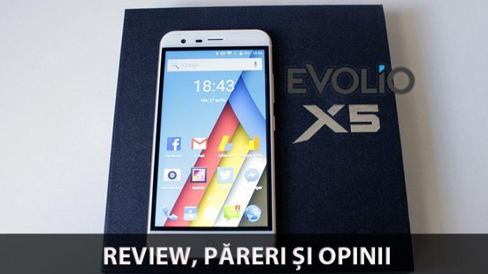 Evolio X5 Review, pareri, opinii
