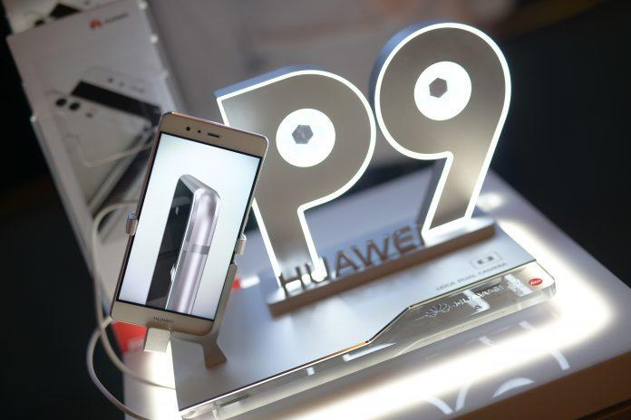 Huawei P9 lansare in Romania