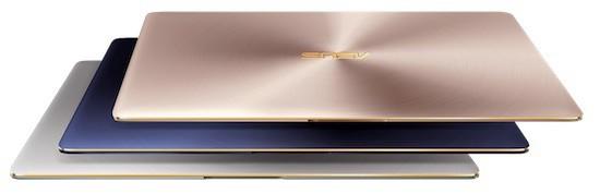 Asus ZenBook 3 culori