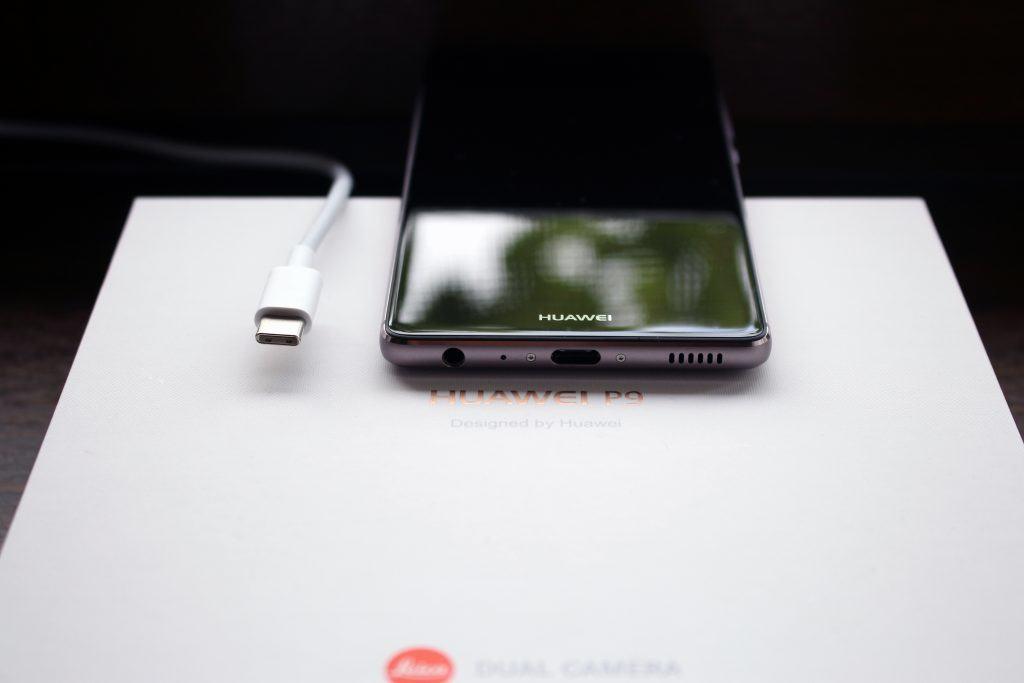 Huawei P9 USB Type C conectivitate