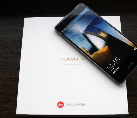 Telefonul Huawei P9 la review prin Huawei P9 Orange Smartphone Testers 10