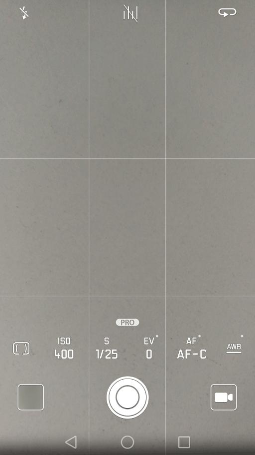 Setari camera Huawei P9