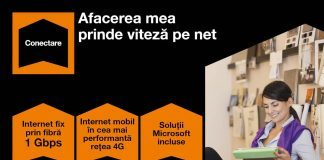 Orange internet afaceri