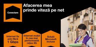Orange internet afaceri