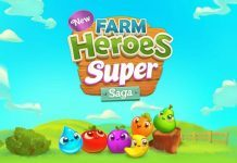 King lansează Farm Heroes