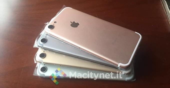 Iphone 7 culori