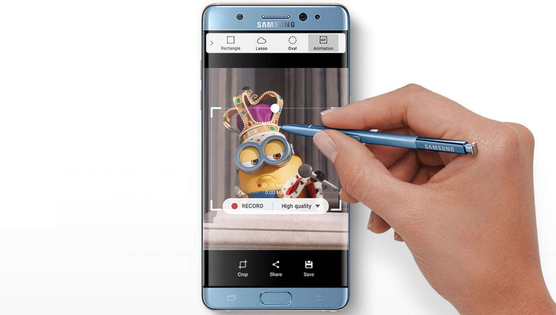 Note 7 gif