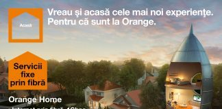 Orange Home internet, telefonie fixa, cablu tv
