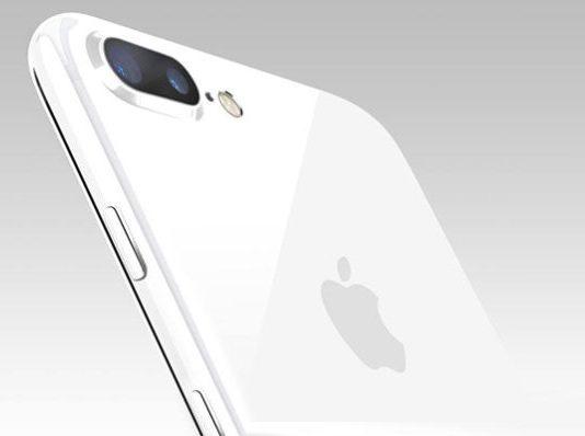 iPhone 7 Jet White alb