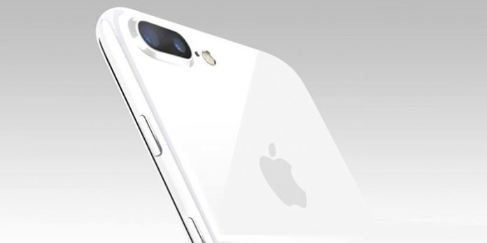 iPhone 7 Jet White alb