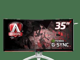 AOC AGON AG352QCG