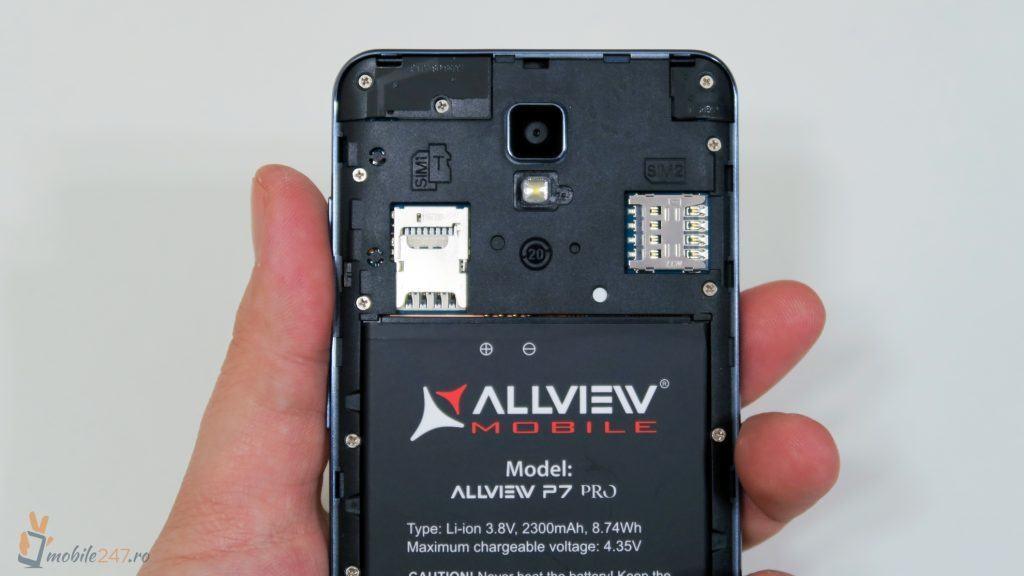 Conectivitate Allview P7 PRO