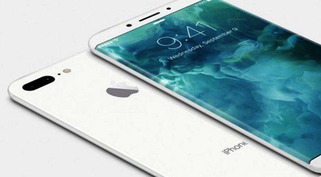 iPhone 8 OLED - 50 mil. Dolari