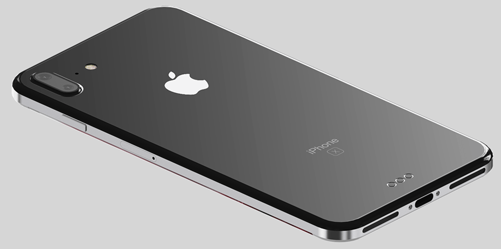 Spate concept iPhone 8