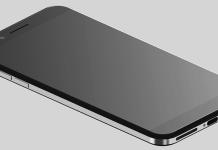 nou design iPhone 8