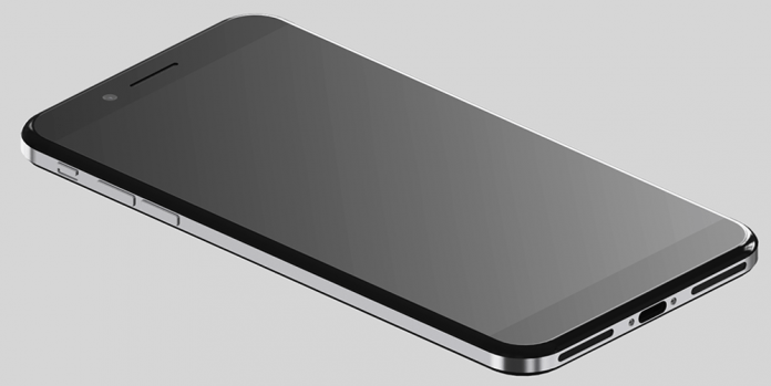 nou design iPhone 8