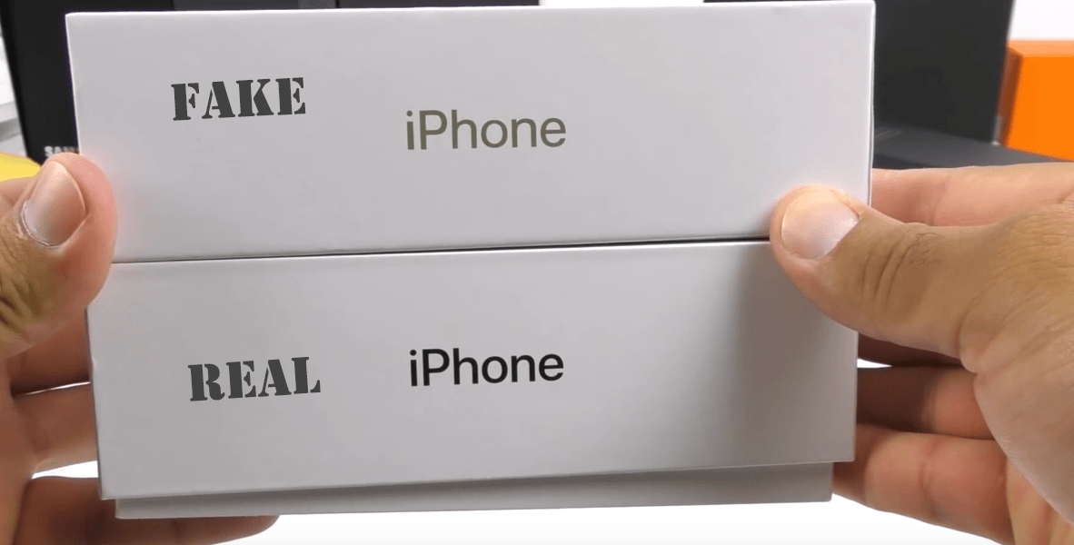 iPhone 7 fake vs real - Ce trebuie să cunoști - Stiri IT si