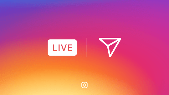 Instagram livestream