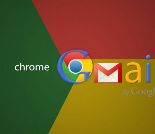 Google Chrome - Gmail