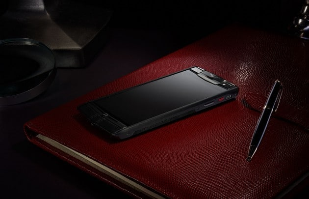 Vertu Signature Touch 708