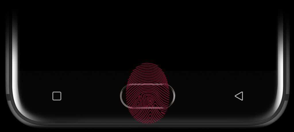 Senzor de amprentă - X4 Soul