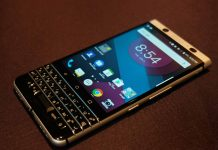 "Blackberry nume de cod, ""Mercury"""