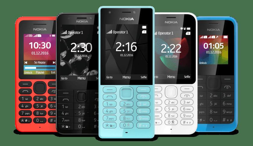 telefonul Nokia classic