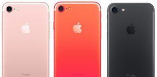 iPhone 7 Roșu