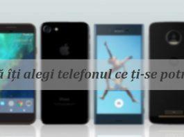Cum îți alegi telefonul ce ți-se potrivește?