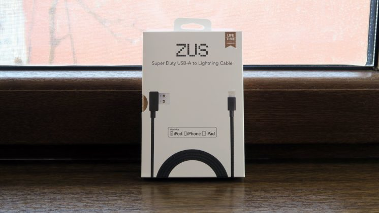 Zus Smart Car Charger Zus Super Duty Cable Review
