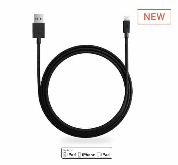 ZUS USB CABLE LIGHTNING