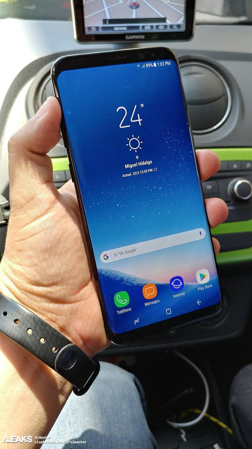 Galaxy S8 Plus poza
