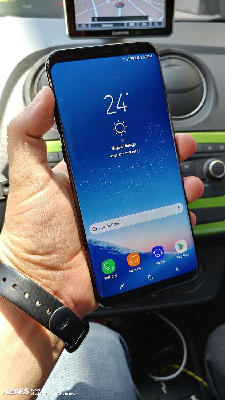 Galaxy S8 Plus poza