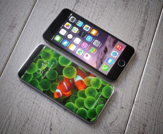 iPhone 8 cu ecran OLED