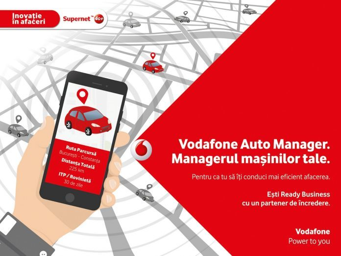 Vodafone Auto Manager