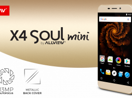 Allview X4 Soul mini